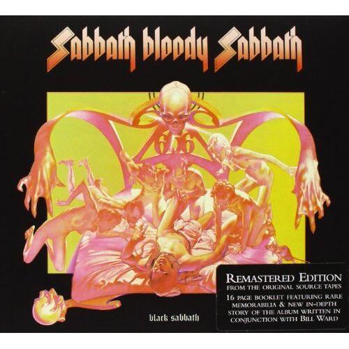 Black Sabbath - Sabbath Bloody Sabbath (Remastered) - Preis vom 23.01.2021 06:00:26 h