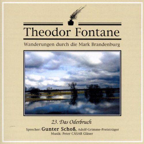 Gunter Schoß - Das Oderbruch - Preis vom 04.10.2020 04:46:22 h