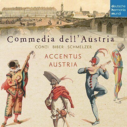Accentus Austria - Commedia Dell'austria - Preis vom 14.05.2021 04:51:20 h