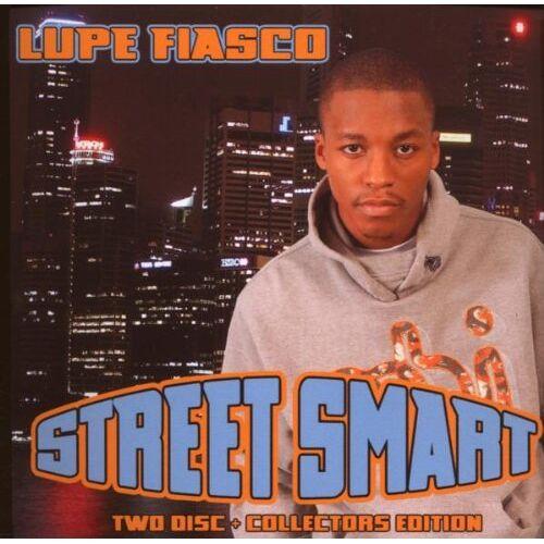 Lupe Fiasco - Street Smart - Preis vom 26.11.2020 05:59:25 h