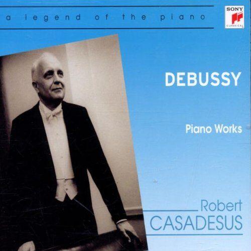 Robert Casadesus - Debussy:Piano - Preis vom 20.10.2020 04:55:35 h