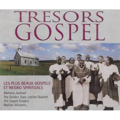 Various - Tresors Gospel [Metal Box] - Preis vom 13.05.2021 04:51:36 h