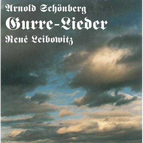 Leibowitz - Gurre-Lieder - Preis vom 14.01.2021 05:56:14 h