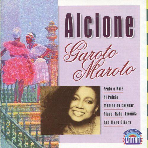 Alcione - Garoto Maroto - Preis vom 11.04.2021 04:47:53 h