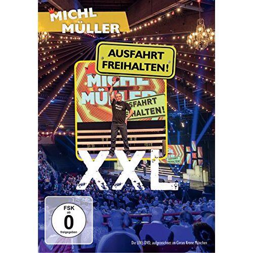 Michael Müller - Michl Müller - Ausfahrt Freihalten! XXL - Preis vom 08.08.2020 04:51:58 h