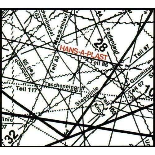 Hans-a-Plast - 2 (Schnittmuster) - Preis vom 24.02.2020 06:06:31 h