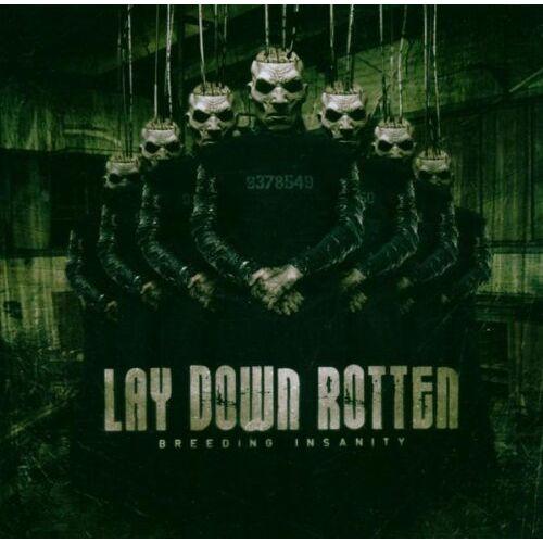 Lay Down Rotten - Breeding Insanity - Preis vom 10.04.2021 04:53:14 h