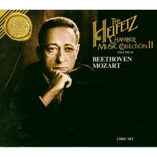 Heifetz 10 - Heifetz Chamber Music 2 - Preis vom 01.03.2021 06:00:22 h