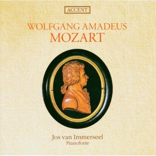 Jos van Immerseel - Mozart: Werke für Hammerklavier (KV 475, 458, 397, 265 & 511) - Preis vom 20.10.2020 04:55:35 h
