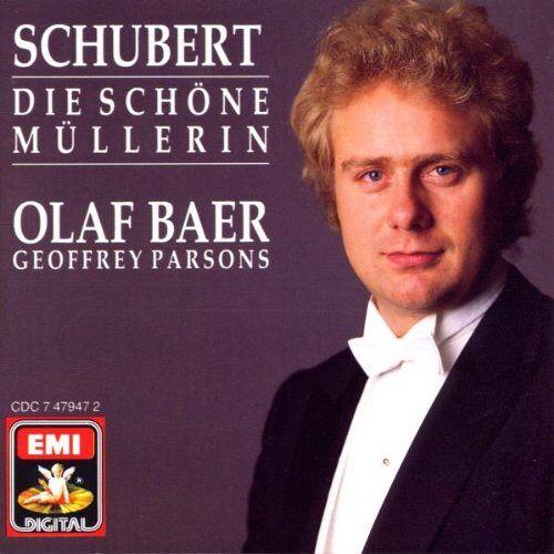 Olaf Bär - Die Schöne Müllerin - Preis vom 06.09.2020 04:54:28 h