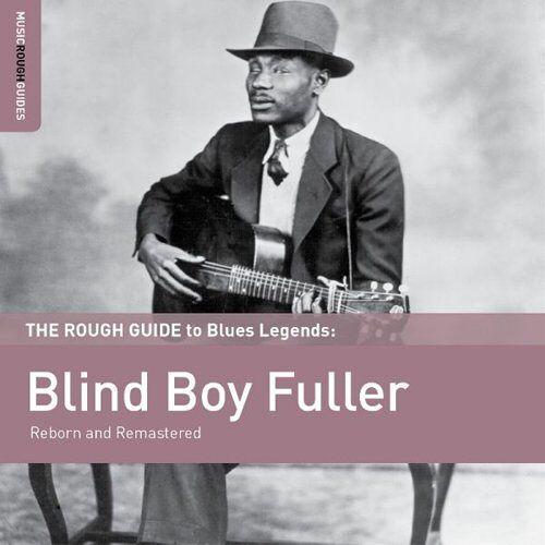 Fuller, Blind Boy - Rough Guide: Blind Boy Fuller - Preis vom 24.02.2021 06:00:20 h