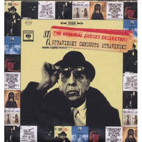 Igor Stravinsky - Jacket Collection (Strawinsky dirigiert Strawinsky) - Preis vom 14.04.2021 04:53:30 h