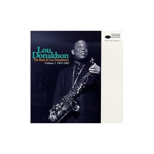 Lou Donaldson - Best Of Lou Donaldson Vol. 1 1957-67 - Preis vom 28.02.2021 06:03:40 h