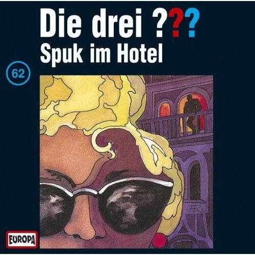 Die Drei ??? 62 - Die drei Fragezeichen - Folge 62: Spuk im Hotel - Preis vom 23.10.2020 04:53:05 h