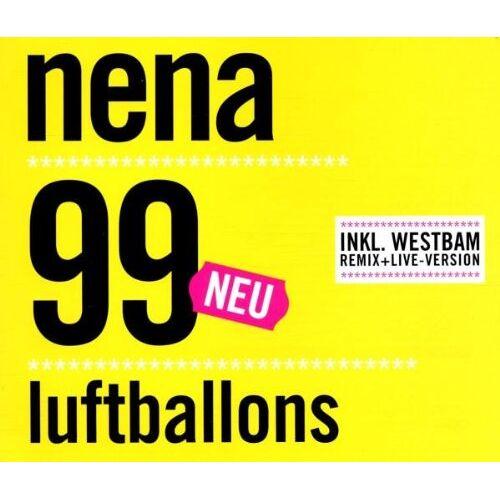 Nena - 99 Luftballons - Preis vom 24.01.2020 06:02:04 h
