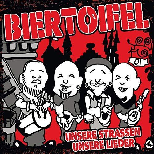 Biertoifel - Unsere Straßen,Unsere Lieder - Preis vom 24.02.2021 06:00:20 h