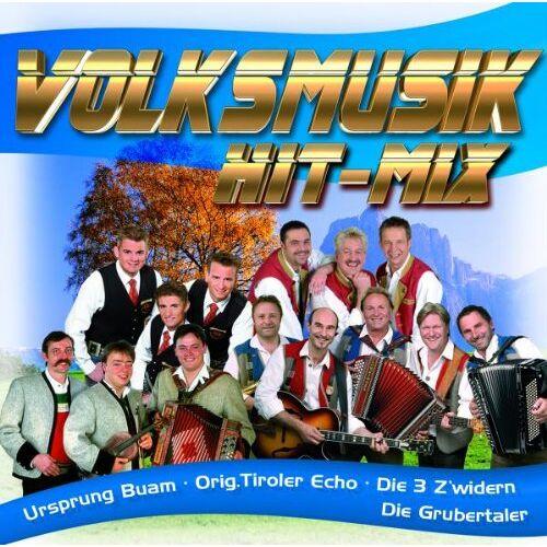 Various - Volksmusik Hit-Mix - Preis vom 14.01.2021 05:56:14 h