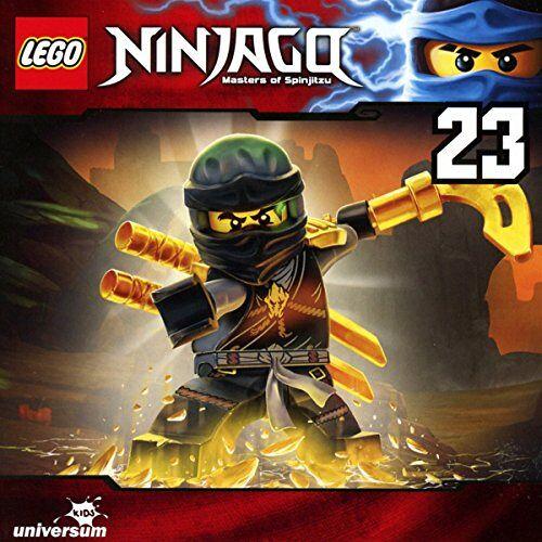 Lego Ninjago-Masters of Spinjitzu - Lego Ninjago (Cd23) - Preis vom 05.03.2021 05:56:49 h