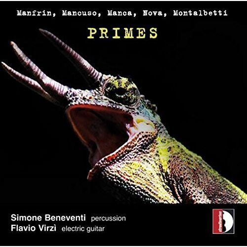 Beneventi Simone - Primes-Werke für E-Gitarre und Schlagzeug - Preis vom 20.10.2020 04:55:35 h