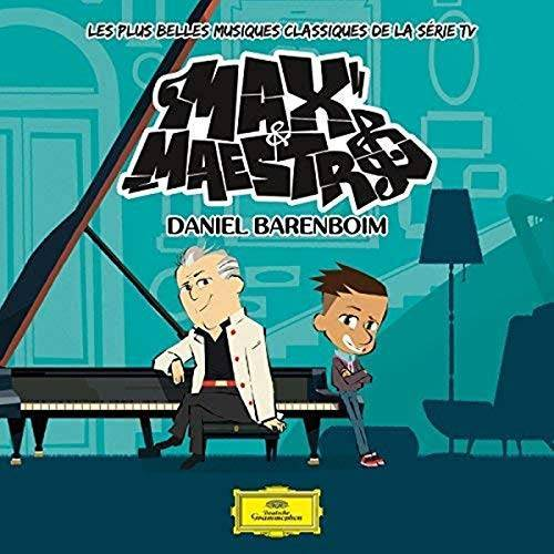 Daniel Barenboim - Max & Maestro - Preis vom 01.06.2020 05:03:22 h