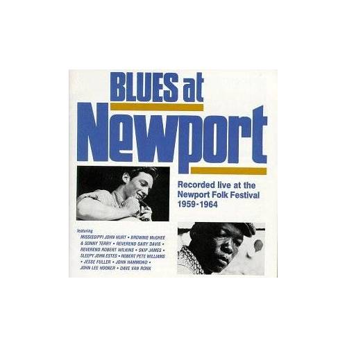 Various - Blues at Newport-Newport Folk - Preis vom 28.02.2021 06:03:40 h