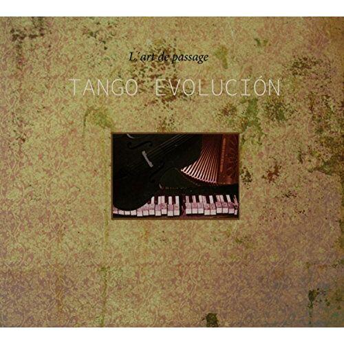 L'Art de Passage - Tango Evolution - Preis vom 20.10.2020 04:55:35 h