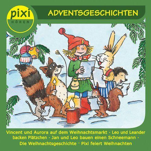 Pixi Hören - Pixi Hören: Adventsgeschichten - Preis vom 13.05.2021 04:51:36 h