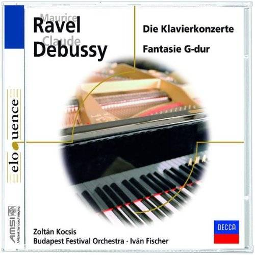 Kocsis - Die Klavierkonzerte/Fantasie G-Dur - Preis vom 22.10.2019 05:05:54 h