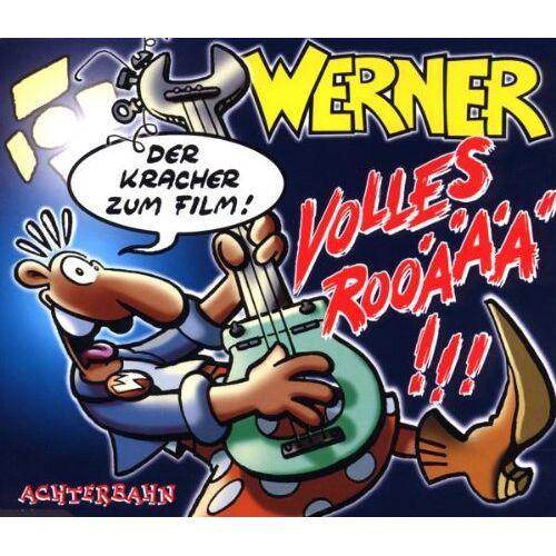 Werner Andreas Fahnert - Volles Rooäää - Preis vom 25.02.2021 06:08:03 h