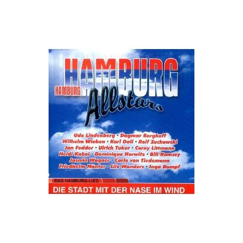 Hamburg Allstars - Die Stadt mit der Nase im Wind - Preis vom 13.05.2021 04:51:36 h