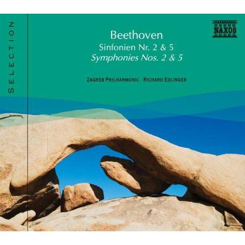 Edlinger - Symphonie Nr. 2+5 - Preis vom 05.09.2020 04:49:05 h