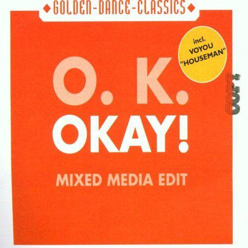 O.K./Okay - Okay - Houseman - Preis vom 10.05.2021 04:48:42 h