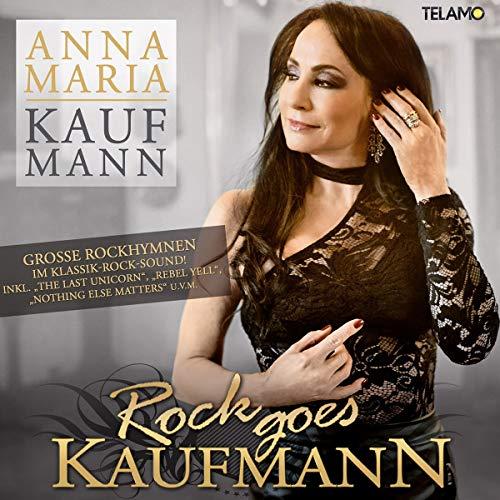 Kaufmann, Anna Maria - Rock Goes Kaufmann - Preis vom 20.10.2020 04:55:35 h