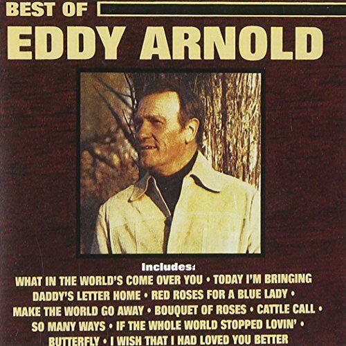 Eddy Arnold - Best of Eddy Arnold - Preis vom 19.10.2020 04:51:53 h