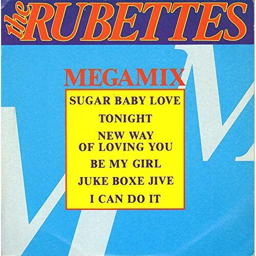 The Rubettes - Megamix [Vinyl Single] - Preis vom 22.02.2021 05:57:04 h