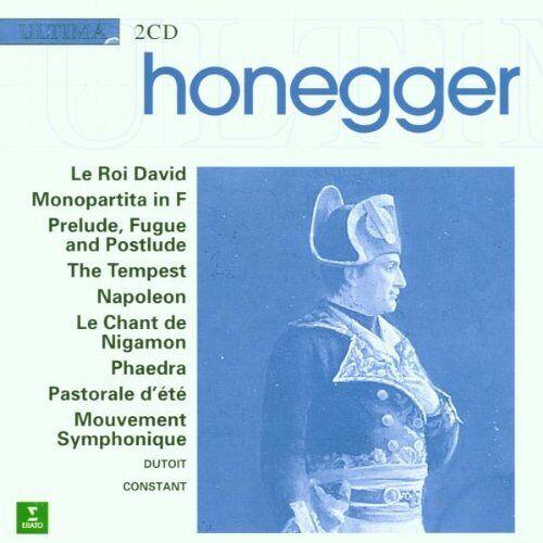 Charles Dutoit - Honegger: Le Roi David; Monopartita; Napoleon - Preis vom 23.02.2021 06:05:19 h