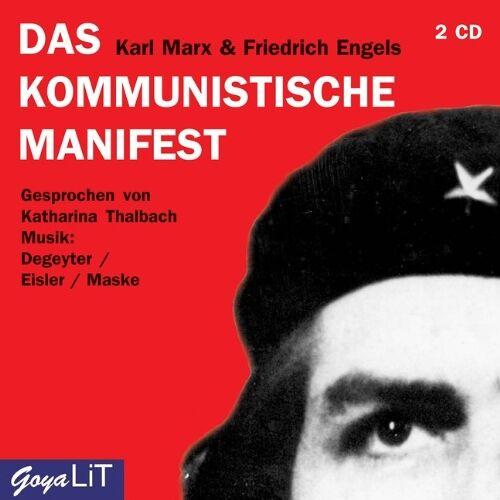 Karl Marx - Das kommunistische Manifest. CD - Preis vom 11.05.2021 04:49:30 h