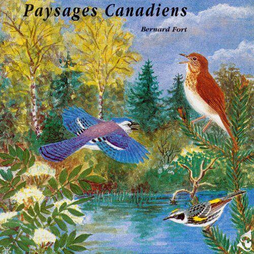 Naturaufnahmen - Naturklänge in Kanada - Preis vom 13.04.2021 04:49:48 h