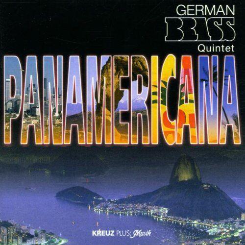 German Brass - Panamericana - Preis vom 08.05.2021 04:52:27 h
