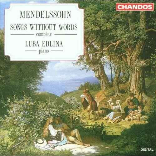Luba Edlina - Lieder Ohne Worte (für Klavier) - Preis vom 26.02.2021 06:01:53 h