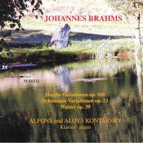 Alfons Kontarsky - Werke für Klavier Vierhändig - Preis vom 20.10.2020 04:55:35 h