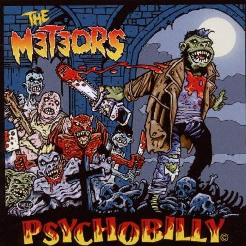 the Meteors - Psychobilly - Preis vom 05.09.2020 04:49:05 h