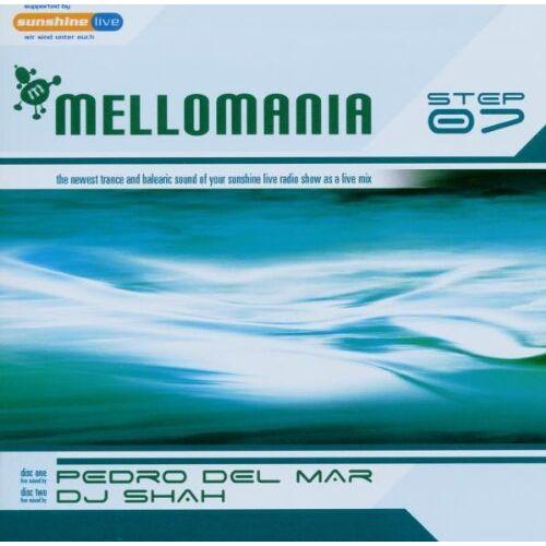 Pedro Del Mar - Mellomania 7 - Preis vom 25.02.2021 06:08:03 h