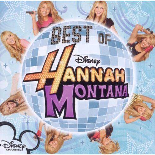 Hannah Montana - The Best of Hannah Montana - Preis vom 19.01.2020 06:04:52 h