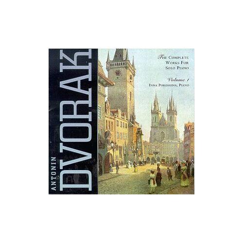 a. Dvorak - Piano Music - 1 - Preis vom 26.02.2021 06:01:53 h
