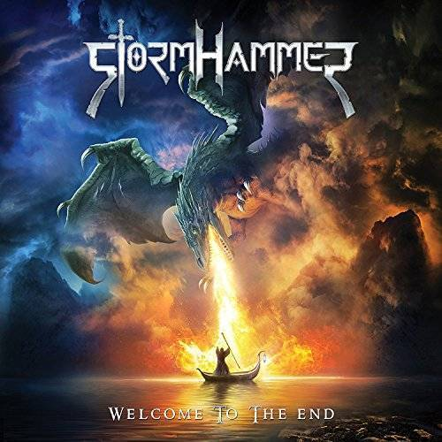 Stormhammer - Welcome To The End - Preis vom 19.01.2021 06:03:31 h