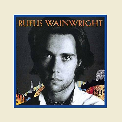 Rufus Wainwright - Rufus Wainwright [Vinyl LP] - Preis vom 18.04.2021 04:52:10 h