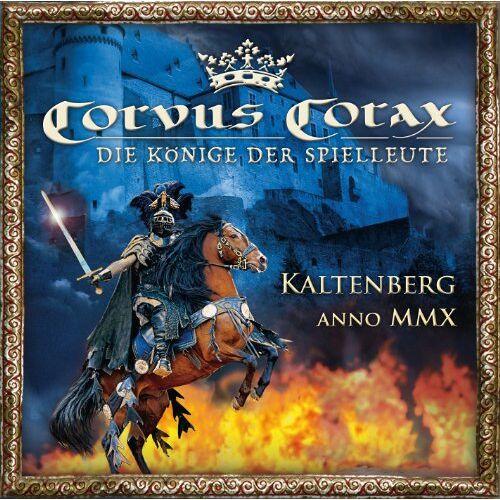Corvus Corax - Kaltenberg Anno Mmx - Preis vom 15.01.2021 06:07:28 h
