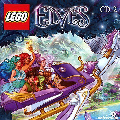 Lego Elves - Lego Elves-die Elfen aus Elvendale CD 2 - Preis vom 26.02.2021 06:01:53 h
