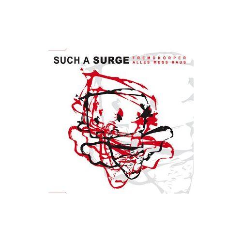 Such a Surge - Fremdkörper/Alles Muss Raus - Preis vom 20.10.2020 04:55:35 h
